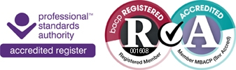 BACP Registration - Registered Member, Senior Accreditation