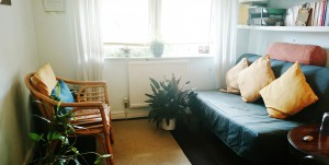 Shelley Assiter Therapy Room - Your BACP Accredited Counsellor & Psychotherapist West London